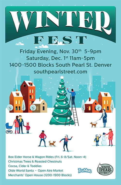 WinterFest 2018 Poster